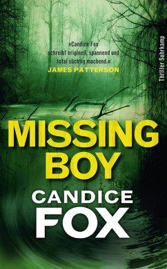 Missing Boy (eBook, ePUB) - Fox, Candice