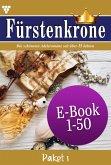 Fürstenkrone Paket 1 - Adelsroman (eBook, ePUB)