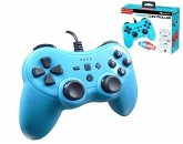 SUBSONIC COLORZ Wired Controller für Nintendo Switch, blau