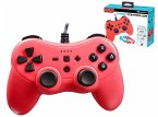 SUBSONIC COLORZ Wired Controller für Nintendo Switch, rot