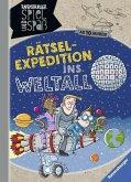 Rätselexpedition ins Weltall (Mängelexemplar)