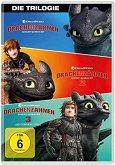 Drachenzähmen leicht gemacht - Die Trilogie (3 Discs)