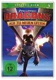 Dragons - Auf zu neuen Ufern - Staffel 4 DVD-Box