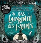 Das Labyrinth des Fauns, 1 MP3-CD