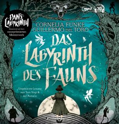 Das Labyrinth des Fauns, 1 MP3-CD - Funke, Cornelia; Del Toro, Guillermo