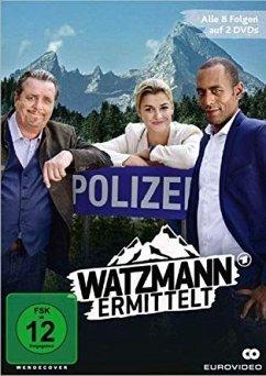 Watzmann ermittelt (2 Discs)