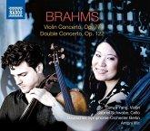 Violinkonzert Op.77/Doppelkonzert Op.102