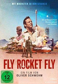 Fly, Rocket Fly BLU-RAY Box - Fly Rocket Fly/Dvd+Bd