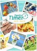 Family-Timer A5 18 Monate 19/20 Leporello , Standard einzeln