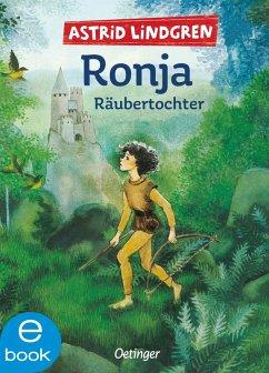 Ronja Räubertochter (eBook, ePUB) - Lindgren, Astrid