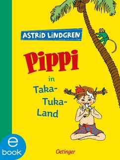 Pippi in Taka-Tuka-Land (eBook, ePUB) - Lindgren, Astrid