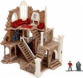Dickie Toys 253185001 - Harry Potter, Griffindor Tower, inkl. 2 Sammelfiguren
