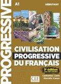 Civilisation progressive du français. Niveau débutant - 3ème édition. Schülerarbeitsheft + Audio-CD + Online-Übungen