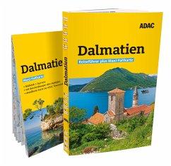 ADAC Reiseführer plus Dalmatien - Wengert, Veronika