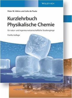 Physikalische Chemie - Atkins, Peter W.;Paula, Julio de;Smith, David
