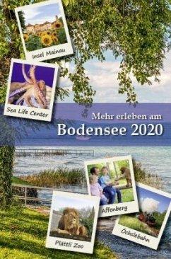 Mehr erleben am Bodensee 2020 - Klemann, Manfred