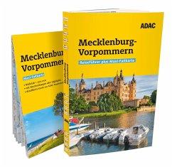 ADAC Reiseführer plus Mecklenburg-Vorpommern - Kummer, Dolores; Katja, Gartz
