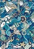 Maritimes Notizbuch - Illustration: Maritime Welten