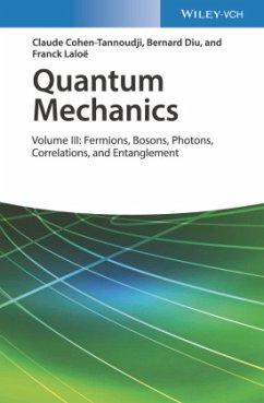 Quantum Mechanics - Cohen-Tannoudji, Claude; Diu, Bernard; Laloe, Frank