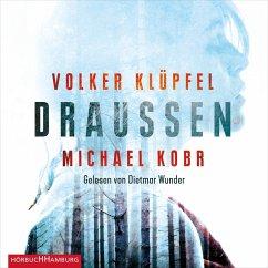 Draußen, 7 Audio-CDs - Klüpfel, Volker; Kobr, Michael