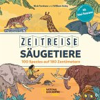 Zeitreise Säugetiere. 100 Spezies auf 180 Zentimetern