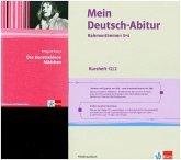 Mein Deutsch-Abitur 2021 Schülerpaket. Ausgabe Niedersachsen. Das kunstseidene Mädchen Klasse 12
