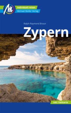 Zypern Reiseführer Michael Müller Verlag - Braun, Ralph-Raymond