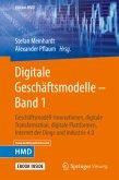 Digitale Geschäftsmodelle - Band 1