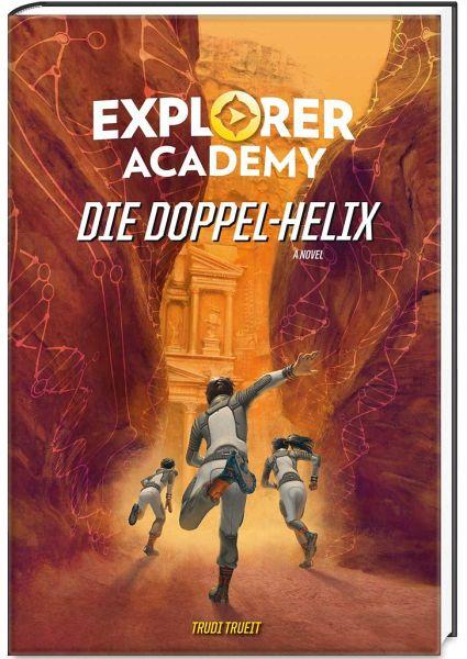 Buch-Reihe Explorer Academy