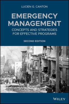 Emergency Management (eBook, PDF) - Canton, Lucien G.