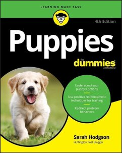 Puppies For Dummies (eBook, PDF) - Hodgson, Sarah