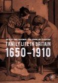 Family Life in Britain, 1650-1910 (eBook, PDF)