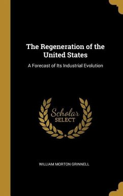 The Regeneration of the United States: A Forecast of Its Industrial Evolution
