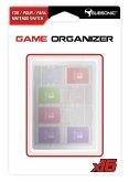 SUBSONIC GAME ORGANIZER X16, Box für Spiele und Speicherkarten für Nintendo Switch