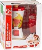 Hape E3158 - Smoothie-Mixer, Küchenspielzeug, 12tlg