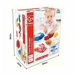 Hape E3155 - Fisch & Fleisch Set, Küchenspielzeug, Küchenutensilien