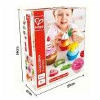 Hape E3157 - Cupcakes, Küchenspielzeug, Kuchen, Törtchen
