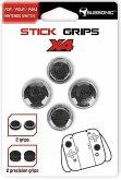 SUBSONIC STICK GRIPS X4, Grip-Pack für Nintendo Switch