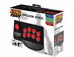 SUBSONIC PRO FIGHT ARCADE STICK, Controller für PS4/PS3/XB1/PC