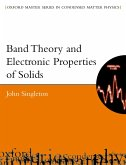 Band Theory and Electronic Properties of Solids (eBook, PDF)