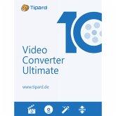 Tipard Video Converter Ultimate 10 - lebenslange Lizenz (Download für Windows)