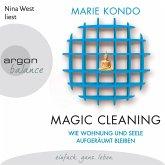 Magic Cleaning - Wie Wohnung und Seele aufgeräumt bleiben, Band 2 (Ungekürzte Lesung) (MP3-Download)