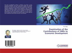 Examination of the Contributions of SMEs to Economic Development