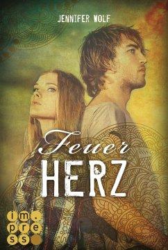Feuerherz - Wolf, Jennifer