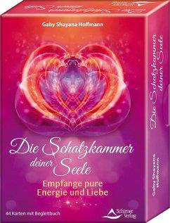 SET - Die Schatzkammer deiner Seele - Hoffmann, Gaby Shayana