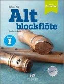 Schule für Altblockflöte, m. CD-Extra