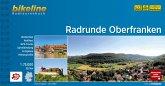 Radrunde Oberfranken 1:75.000