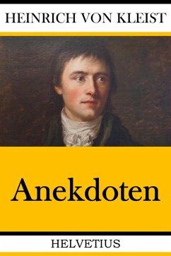 Anekdoten (eBook, ePUB) - von Kleist, Heinrich