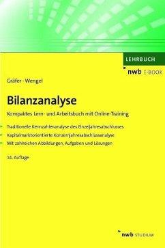 Bilanzanalyse (eBook, PDF) - Gräfer, Horst; Wengel, Torsten