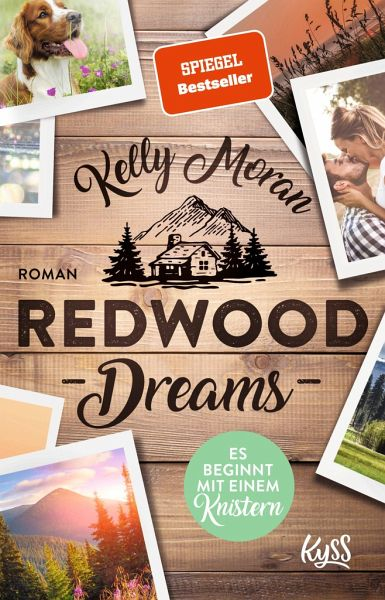Kelly Moran Redwood Dreams Knistern